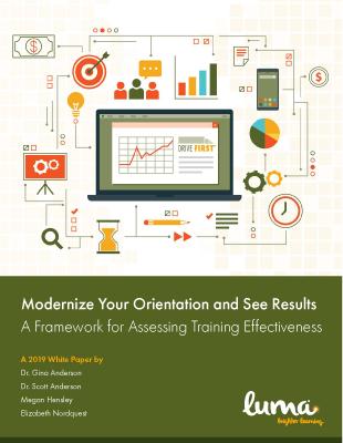 Modernize your Orientations