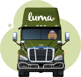 Luma does transportation better.