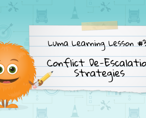 Conflict De-Escalation Strategies