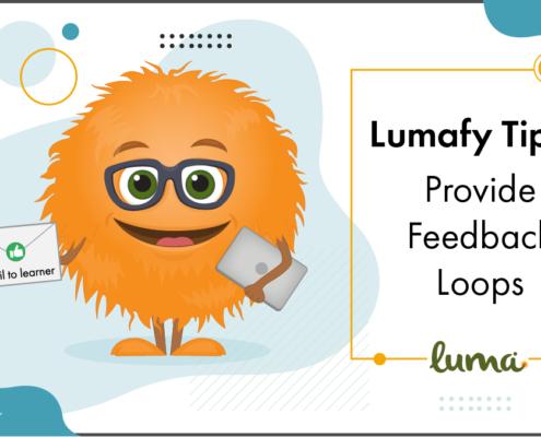 Provide Feedback Loops